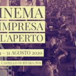Cinema d'impresa all'aperto