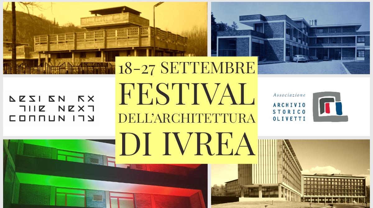 Festival dell'Architettura di Ivrea