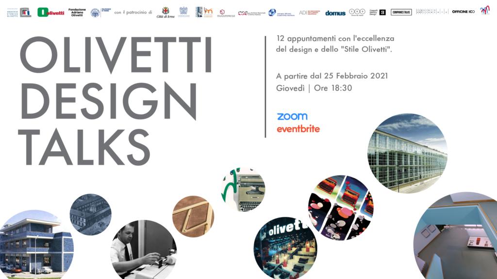 Olivetti Design Talks: ripercorrere i valori Olivetti