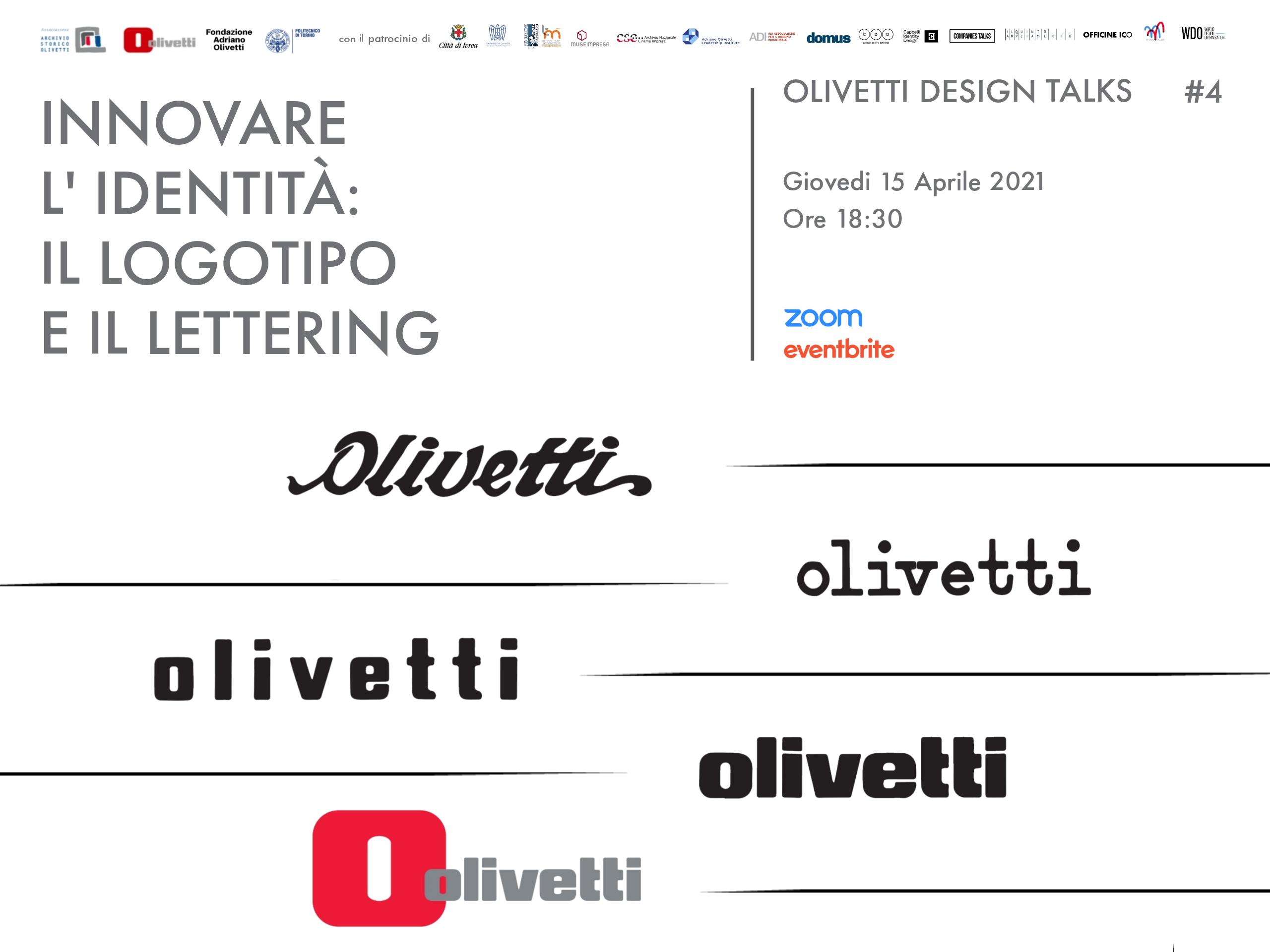 Innovare l'Identità: Il logotipo e il lettering