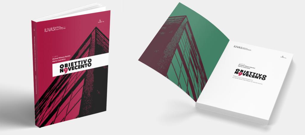 Obiettivo Novecento, un pubblicazione su Ivrea città industriale