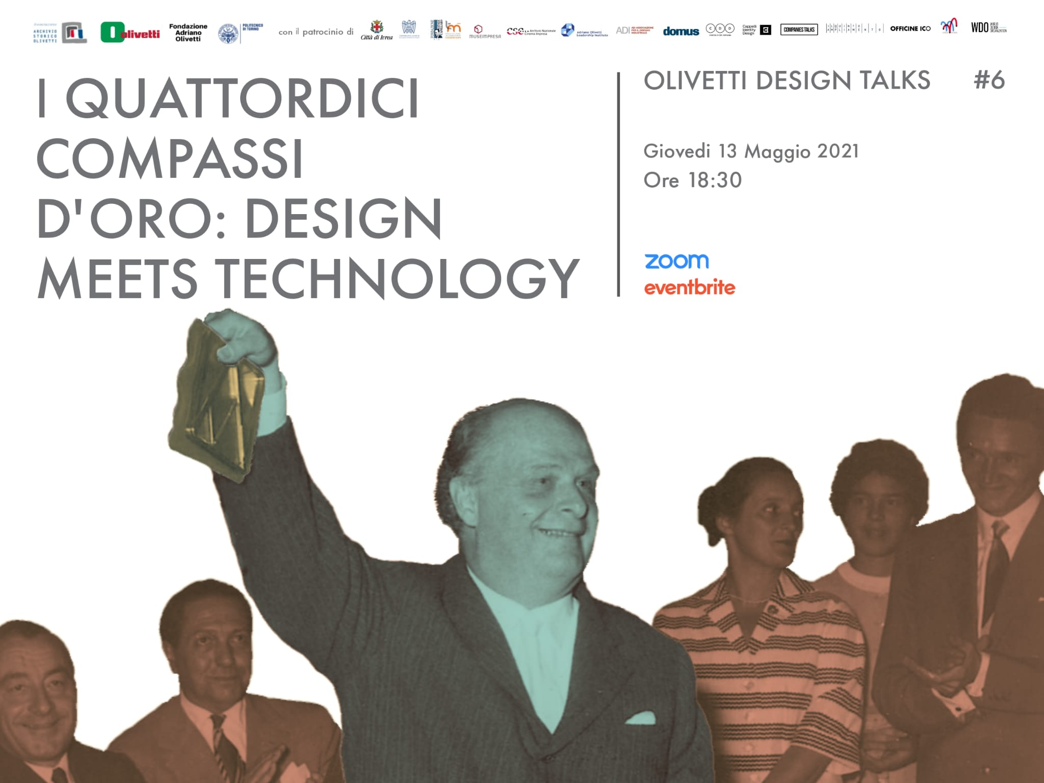 I 14 Compassi d'Oro: #DesignMeetsTechnology