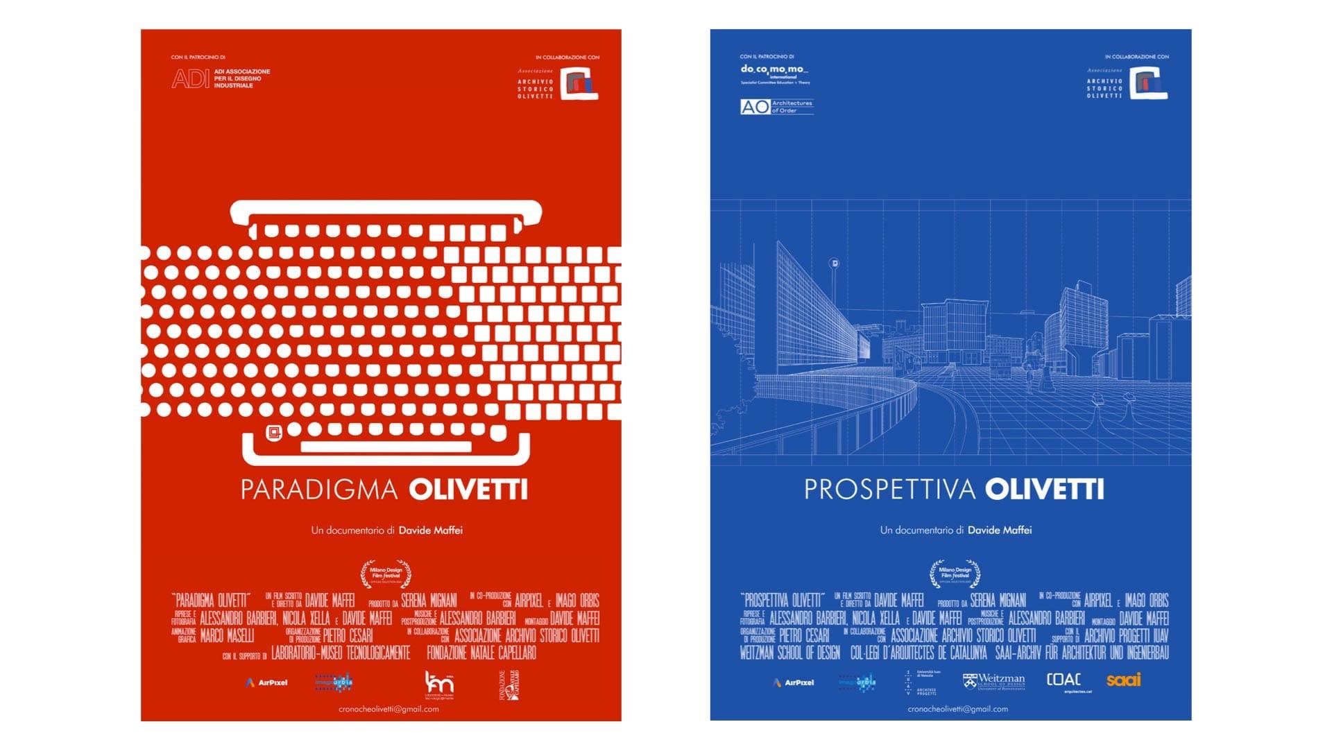Al circolo del Design due docu-film che raccontano la #StoriaDiInnovazione Olivetti