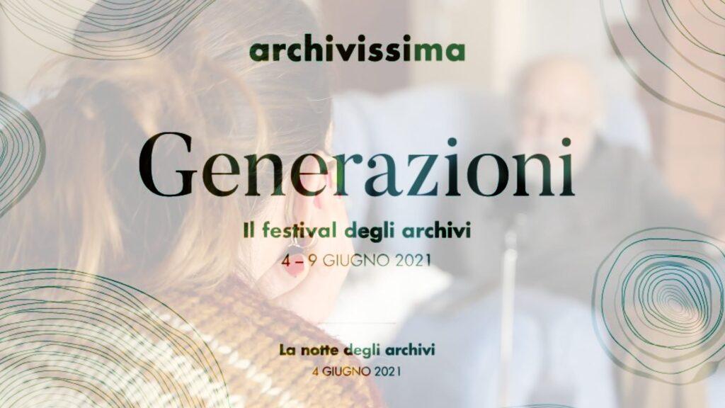 La mia Olivetti ad Archivissima