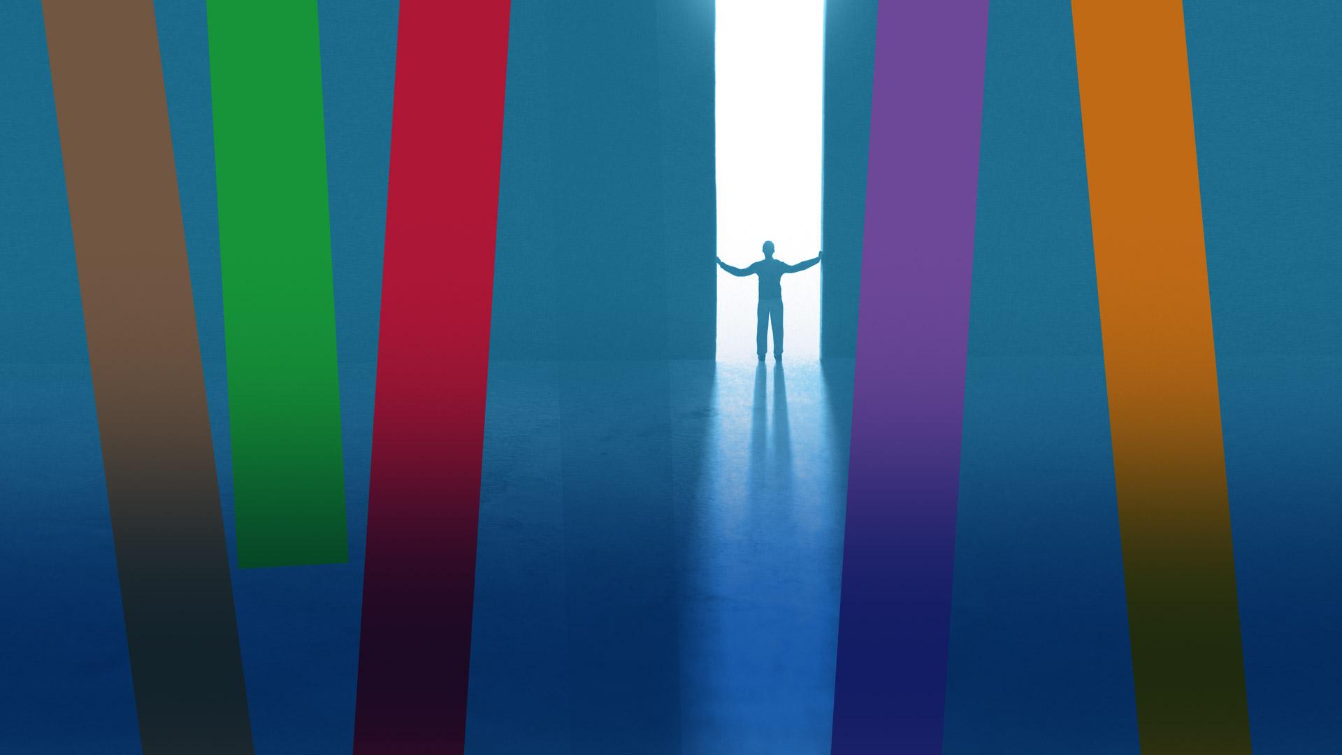 """Apre la mostra """"Olivetti e la cultura nell'impresa responsabile. La collezione Olivetti"""""""