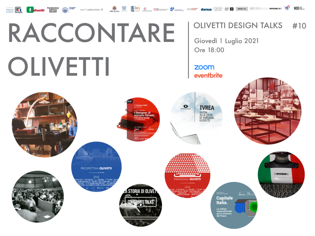 Raccontare Olivetti