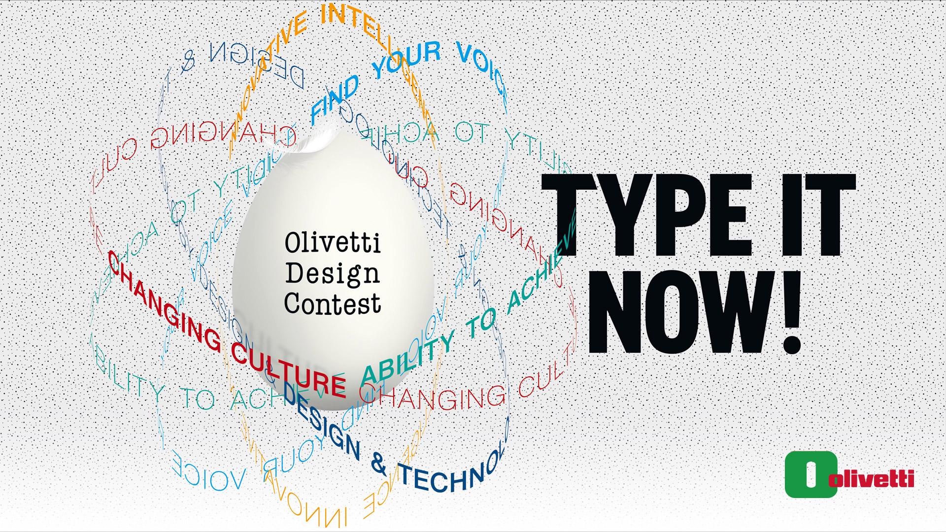 Premiati da Olivetti i vincitori della quarta edizione dell'Olivetti Design Contest