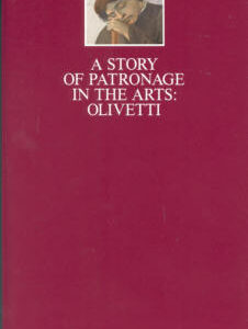 A story of patronage in the arts: Olivetti