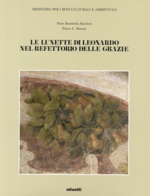 Le lunette di Leonardo nel refettorio delle Grazie