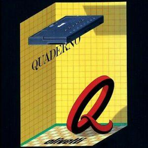 Olivetti Quaderno Glaser