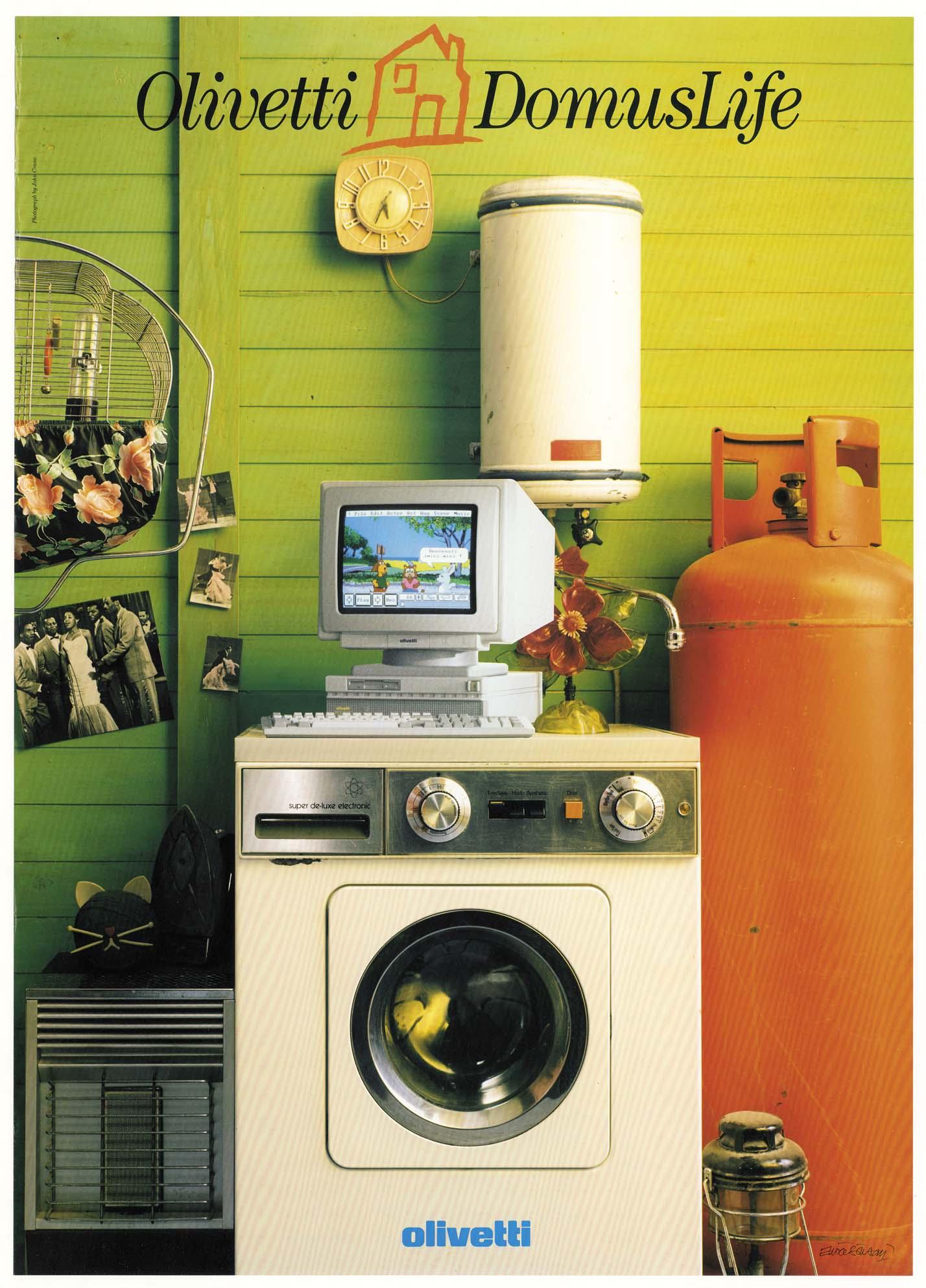 Olivetti Domuslife (lavatrice)