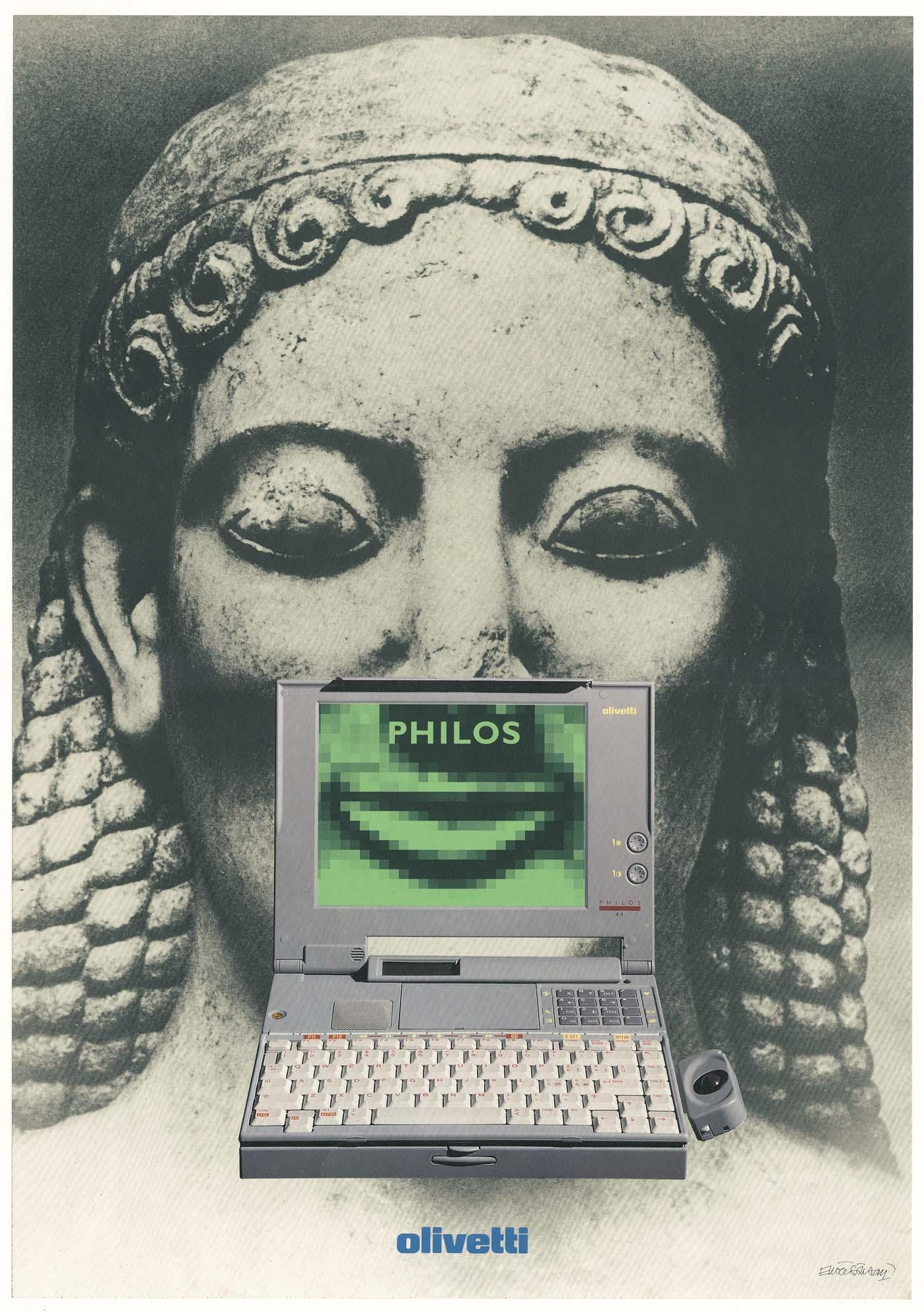 Olivetti Philos