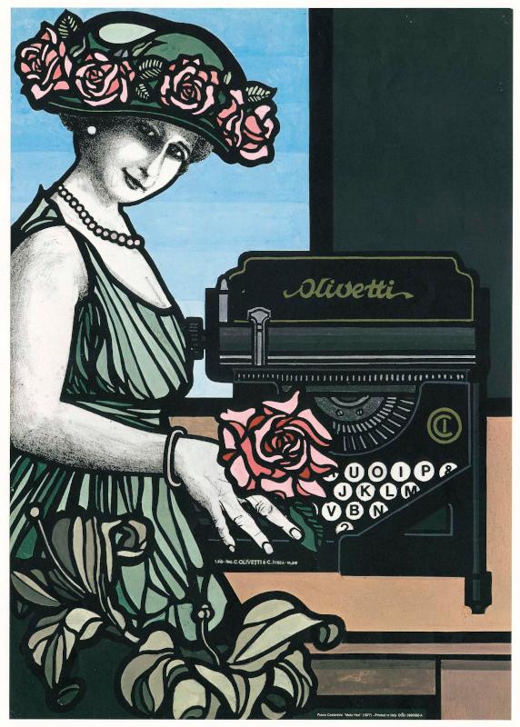 Olivetti M20 – Mata Hari