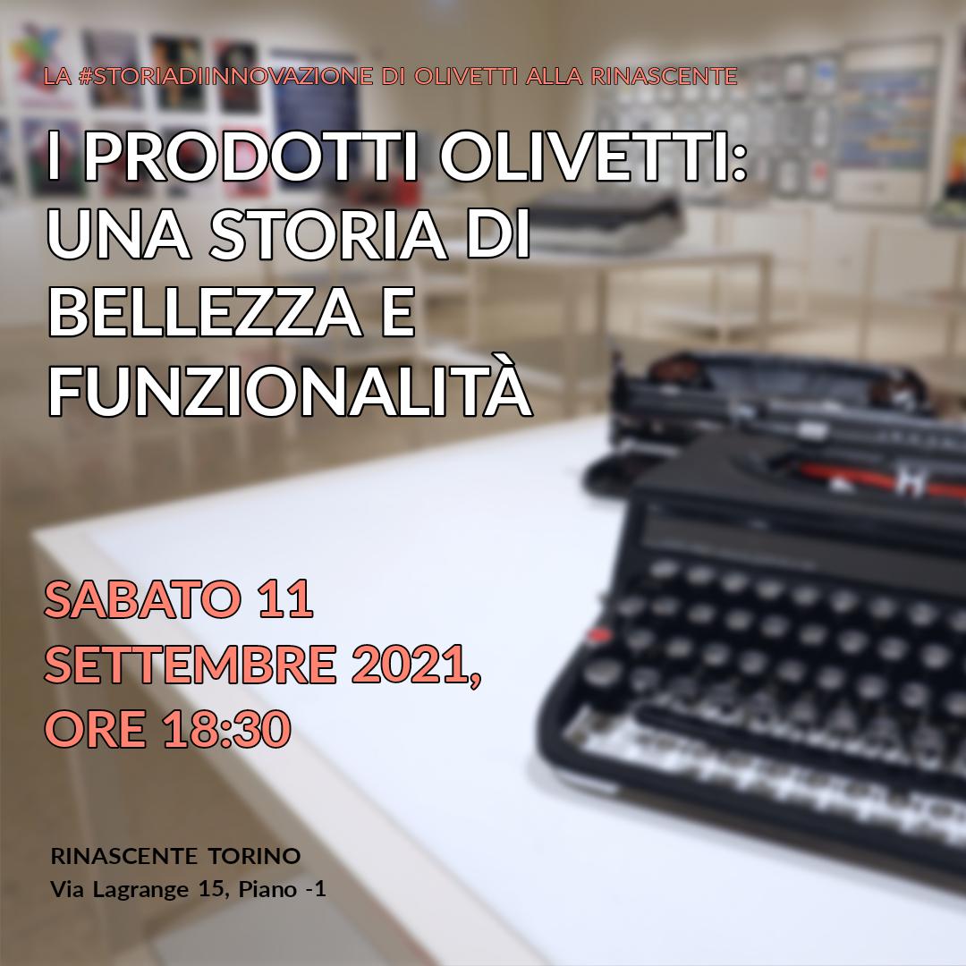 I prodotti Olivetti: una storia di bellezza e funzionalità