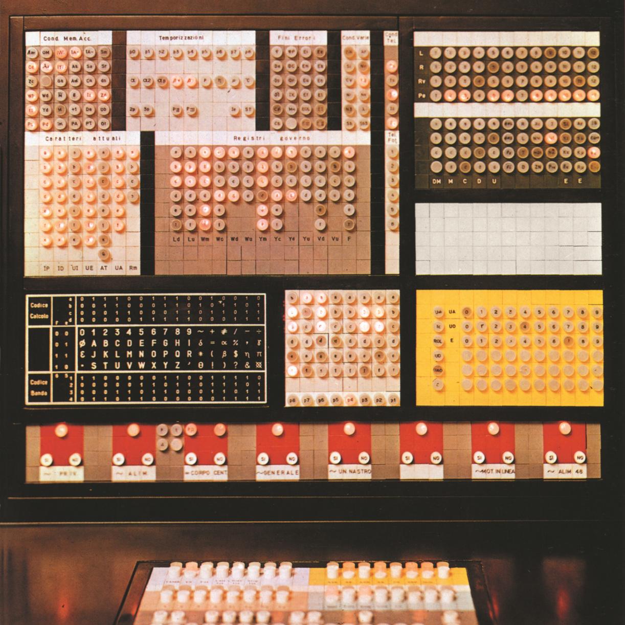 ELEA 9003. Storia del primo calcolatore elettronico italiano
